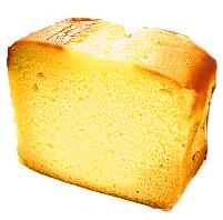 画像2: 茅ケ崎・ハーフサイズ銀のブランデーケーキ(プレーン)1本入り